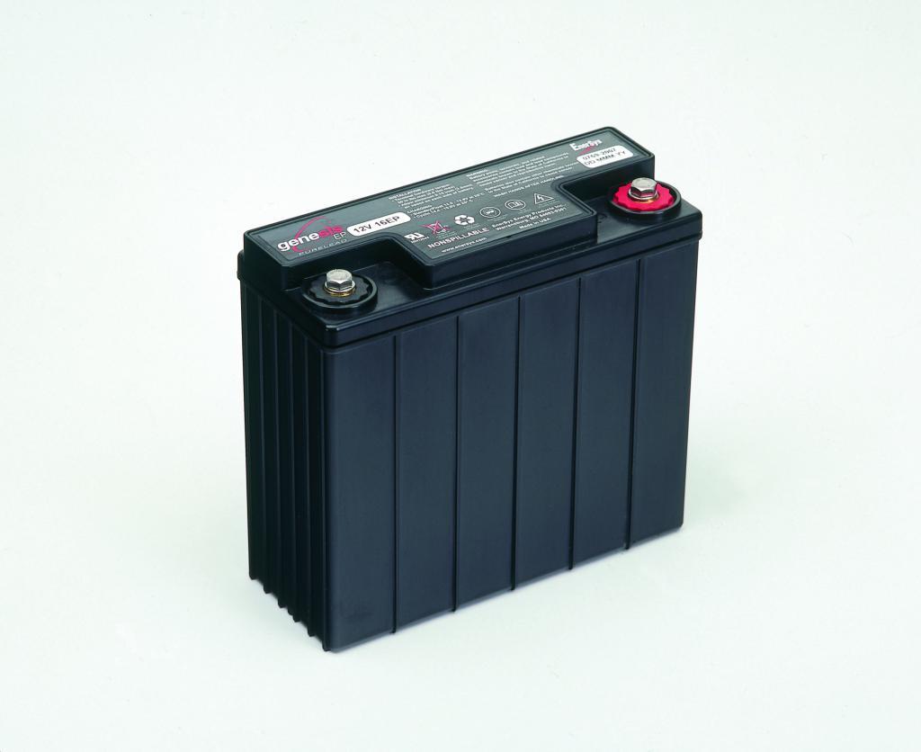 12EP16 Enersys wartungsfr. Reinblei-Batterie