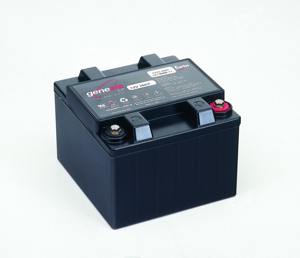 12EP26 Enersys wartungsfr. Reinblei-Batterie