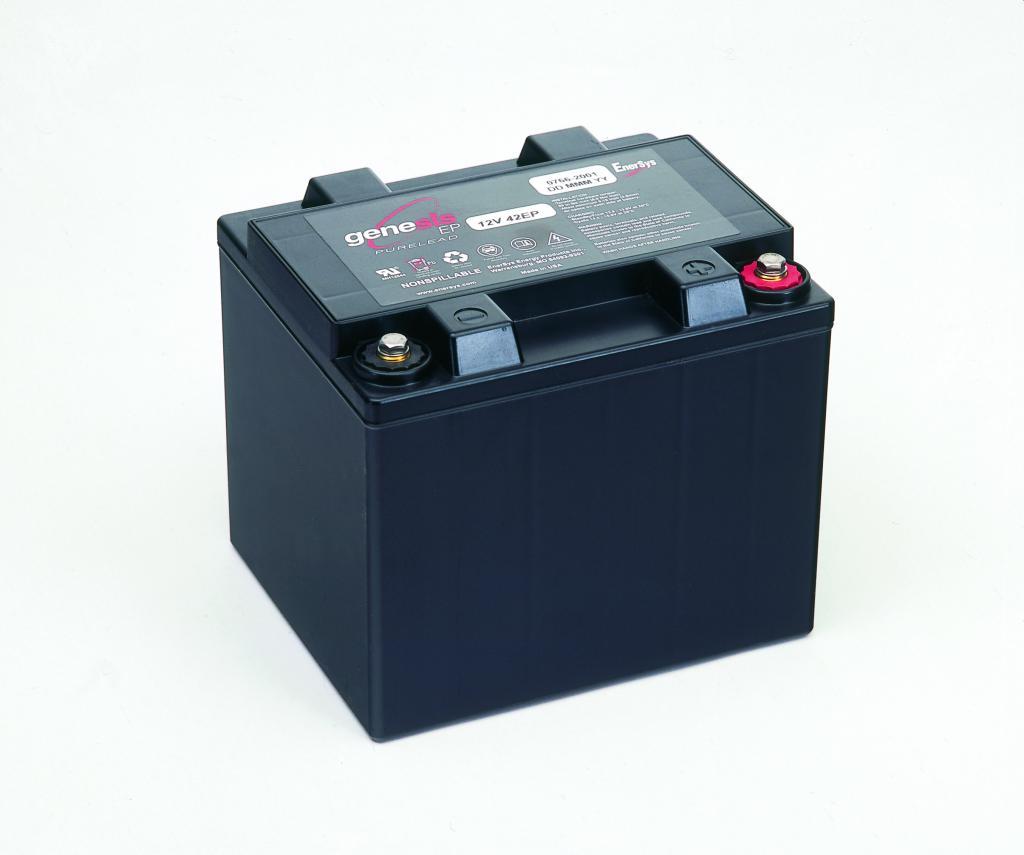 12EP42 Enersys wartungsfr. Reinblei-Batterie