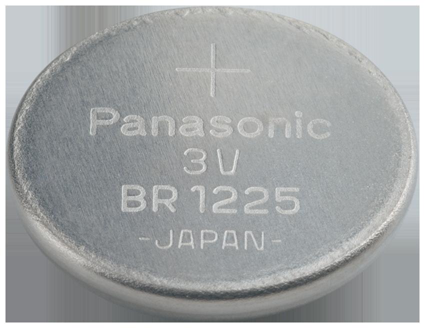 BR-1225/HBN Panasonic Lithium Knopfzelle