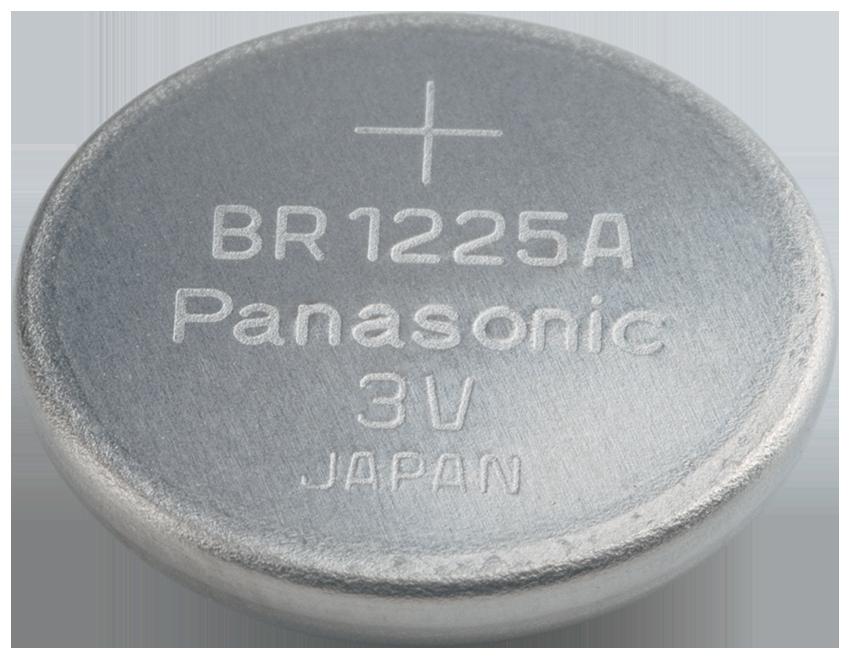 BR-1225A/BN Panasonic Lithium Knopfzelle