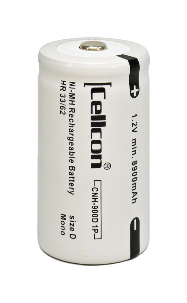 CNH-900D/1P Cellcon NiMh Akku