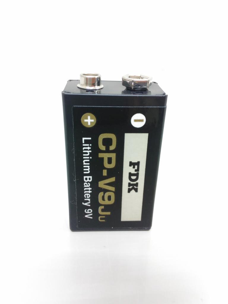 CP-V9J/10 Lithium 9V Block