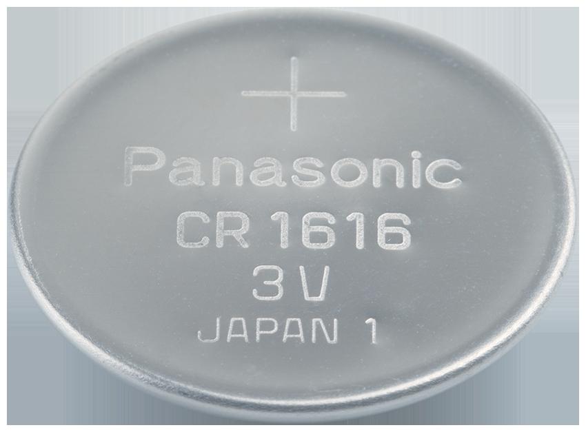 CR-1616 Panasonic Lithium Knopfzelle
