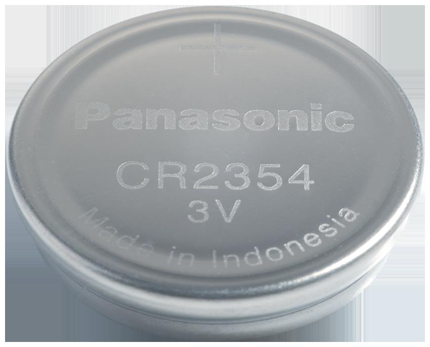 CR-2354 Panasonic Lithium Knopfzelle