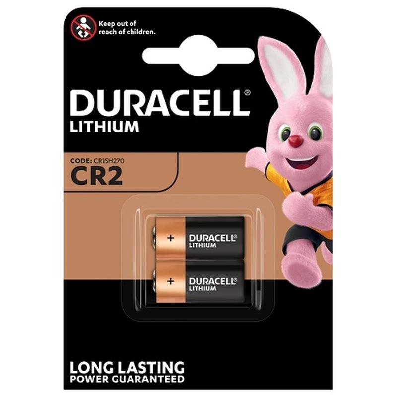CR2 Duracell Ultra M3