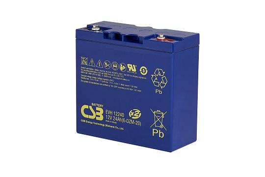 CSB-EVH12240 CSB wartungsfr. AGM Bleibatterie