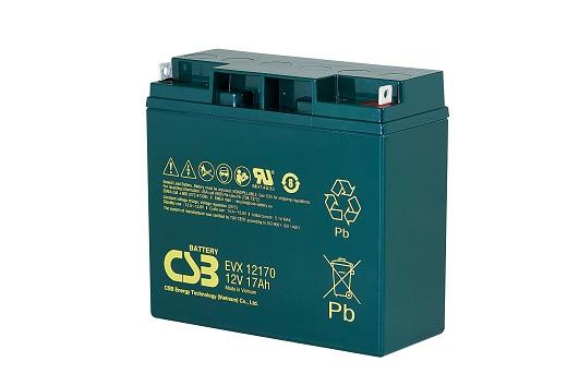 CSB-EVX12170 CSB wartungsfr. AGM Bleibatterie