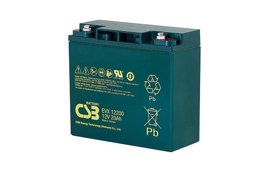 CSB-EVX12200 CSB wartungsfr. AGM Bleibatterie