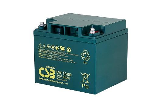 CSB-EVX12400-I1 CSB wartungsfr. AGM Bleibatterie