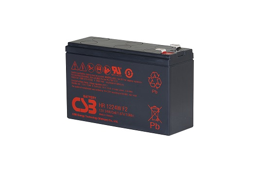 CSB-HR1224WF2F1 CSB wartungsfr. AGM Bleibatterie