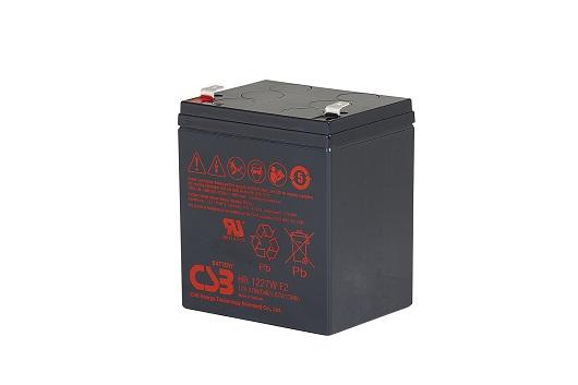 CSB-HR1227WF2 CSB wartungsfr. AGM Bleibatterie