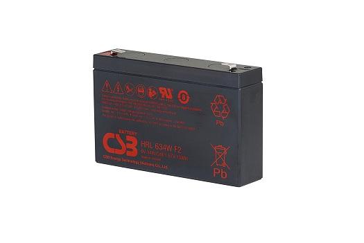 CSB-HRL634W CSB wartungsfr. AGM Bleibatterie