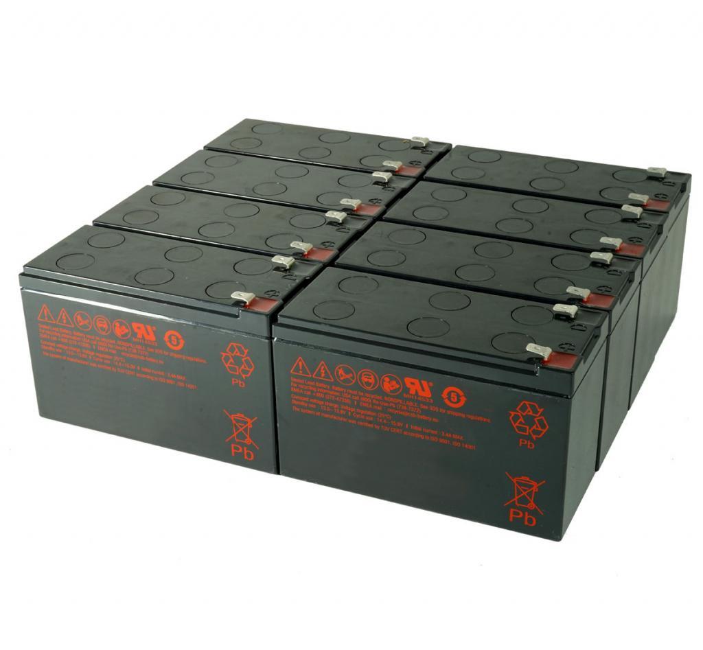CSB-SCD105 USV Akkuset geeignet für APC RBC105