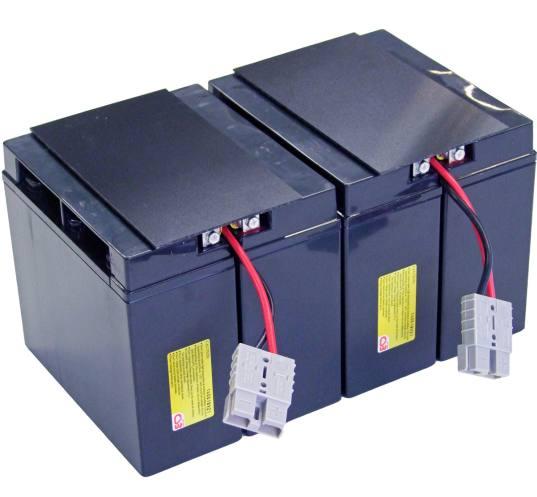 CSB-SCD11 USV Akkuset geeignet für APC RBC11
