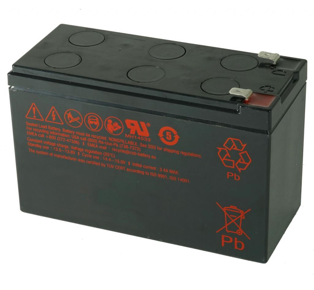 CSB-SCD110 USV Akku geeignet für APC RBC110