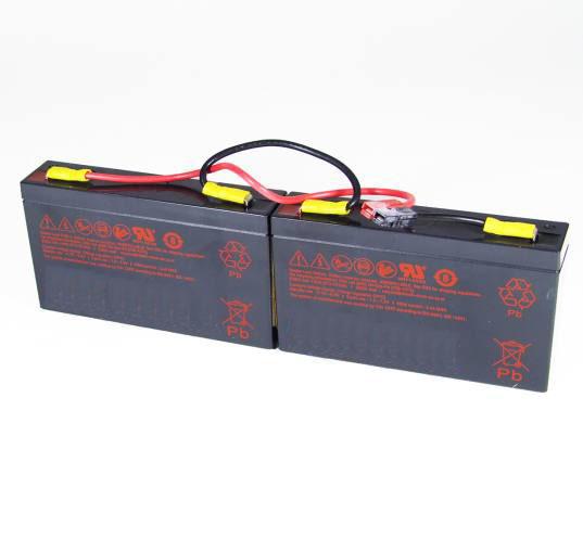 CSB-SCD18 USV Akkuset geeignet für APC RBC18