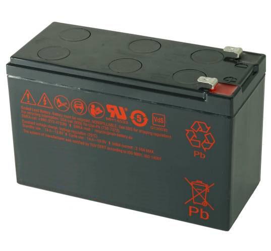 CSB-SCD2 USV Akku geeignet für APC RBC2