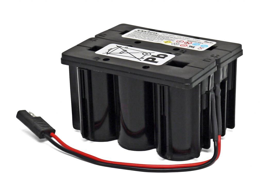 D-12V/2,5AH 0819-0024 Enersys wartungsfr. Reinblei-Batterie