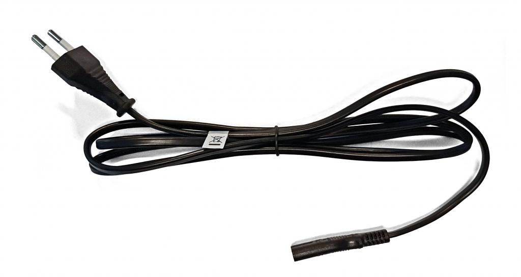 KA-230V-2P--C7 Anschlusskabel 230VAC, 2-Pin IEC320 C7