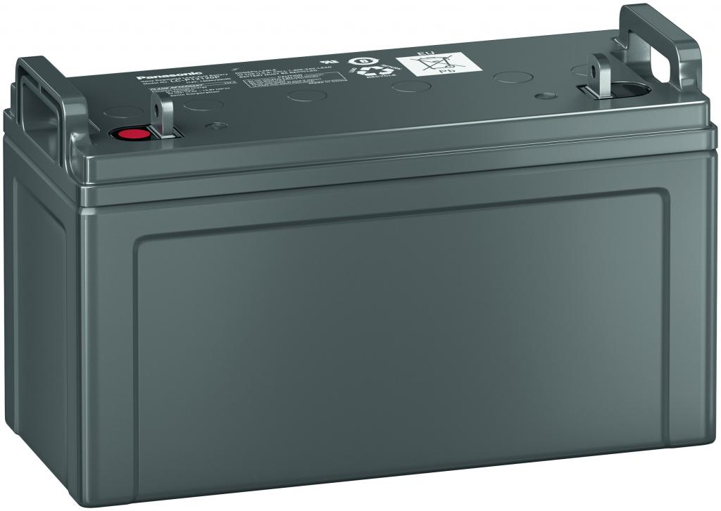 LC-P12120P Panasonic wartungsfr. AGM Bleibatterie