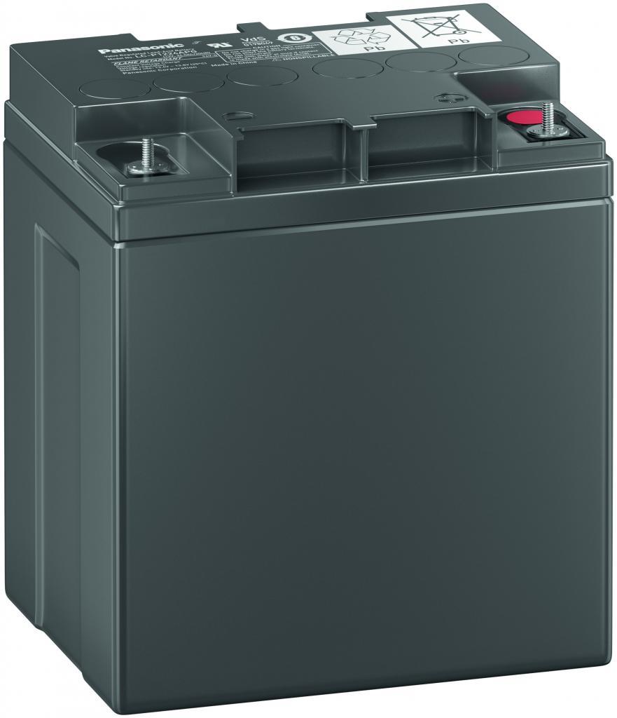 LC-P1224APG Panasonic wartungsfr. AGM Bleibatterie