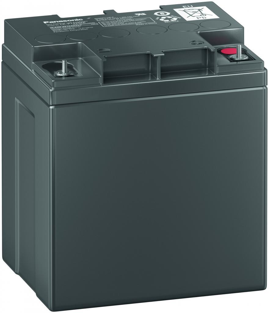 LC-P1228AP Panasonic wartungsfr. AGM Bleibatterie