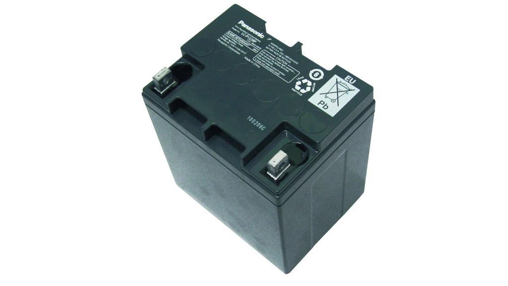 LC-P1228P Panasonic wartungsfr. AGM Bleibatterie