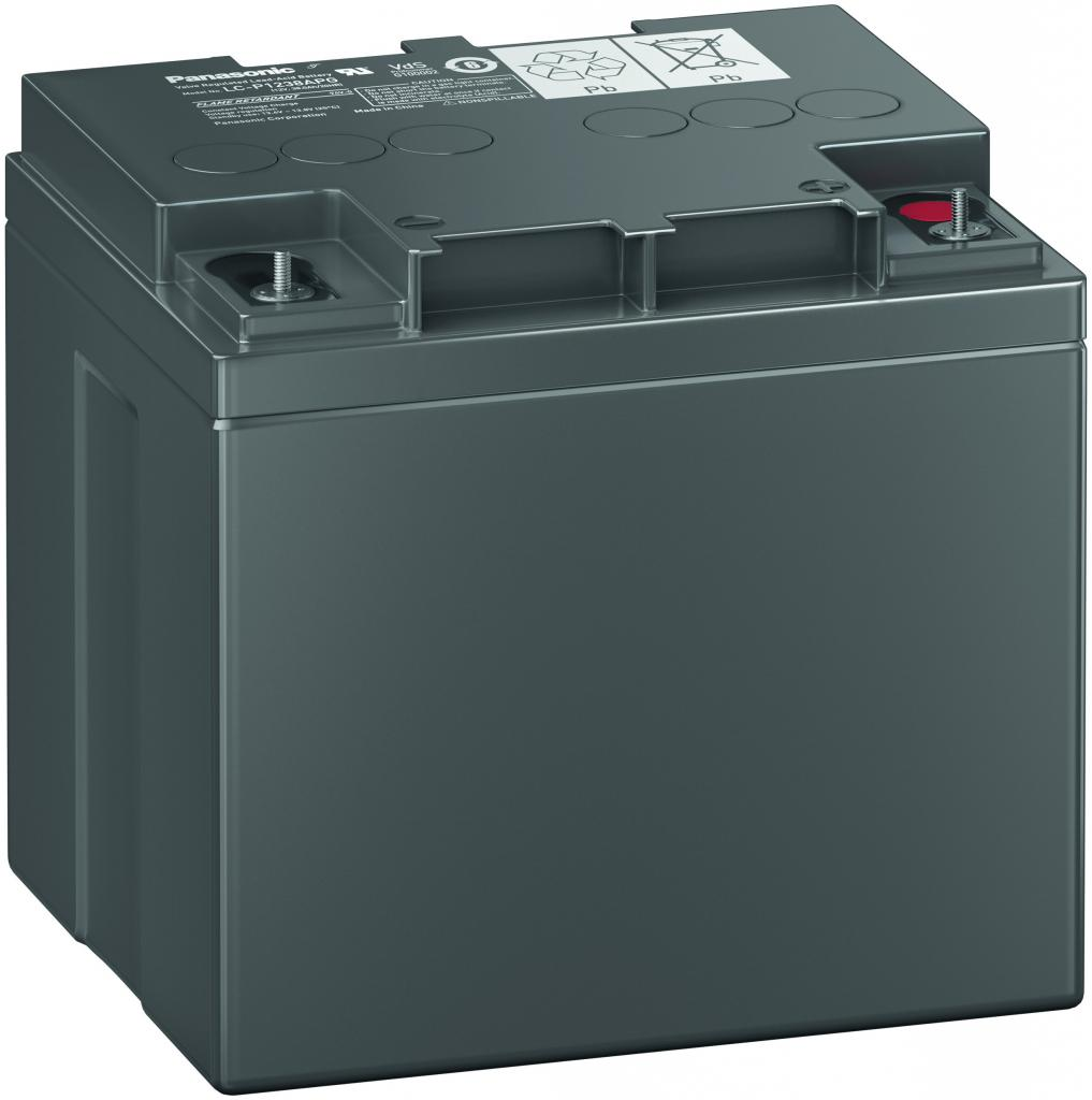 LC-P1238APG Panasonic wartungsfr. AGM Bleibatterie