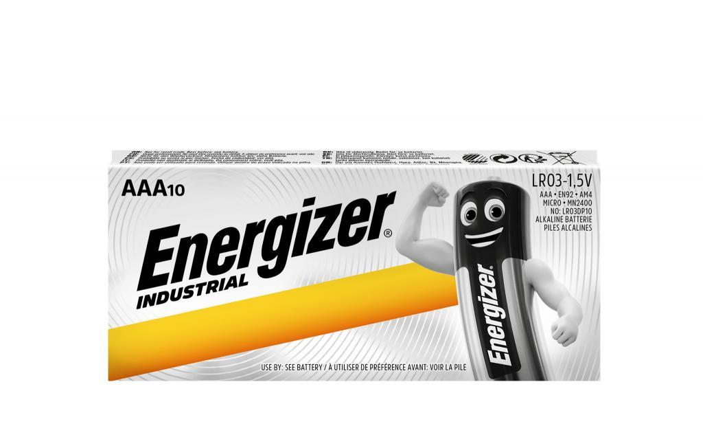LR03 ENERGIZER EN92 Energizer Alkali-Mangan Batterie