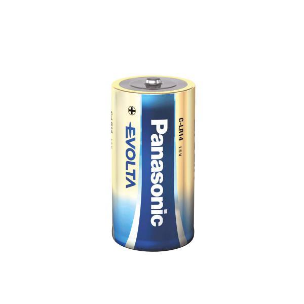 LR14EGE/2BP Panasonic Alkali-Mangan Batterie