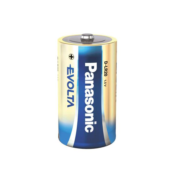 LR20EGE/2BP Panasonic Alkali-Mangan Batterie