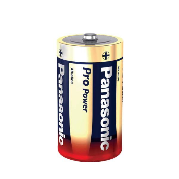LR20PPG/2BP Panasonic Alkali-Mangan Batterie