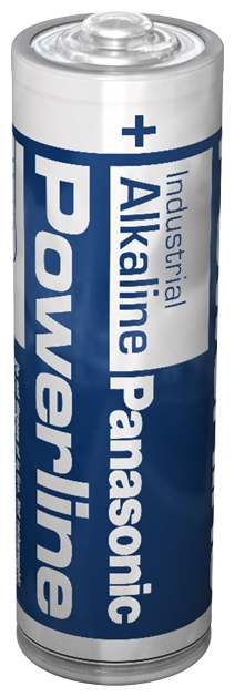 LR6/2P Panasonic Alkali-Mangan Batterie