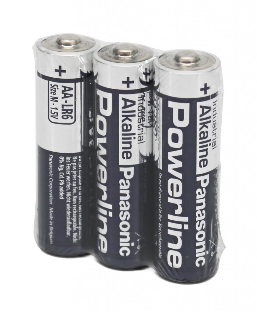 LR6/3P Panasonic Alkali-Mangan Batterie