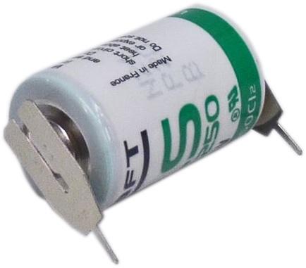 LS-14250-2PF | 3,6V/1200mAh | 1/2AA