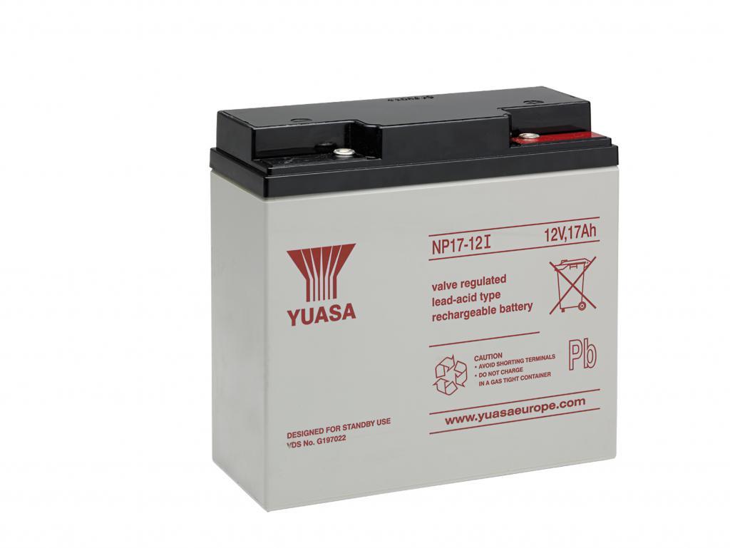 NP17-12 Yuasa wartungsfr. AGM Bleibatterie