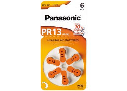 PR-13HGP/6C, Hörger.-Batterie Zink/Luft