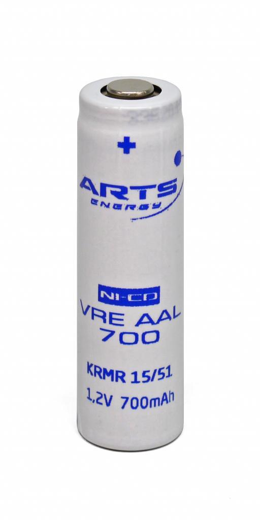VRE-AA700 Arts Energy NiCd Akku